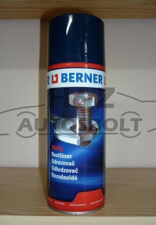 Berner MoS2 rozsdaoldó / csavarlazító 400ml