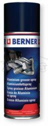 Berner alumínium zsír spray 400ml