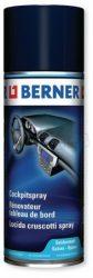 Berner Cockpit spray selyemmatt műszerfalápoló 400ml