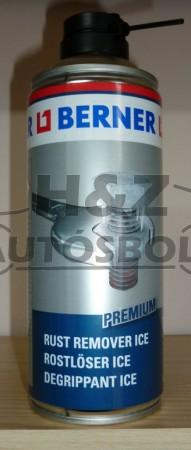 Berner Premium Ice hősokkos csavarlazító/rozsdaoldó 400ml