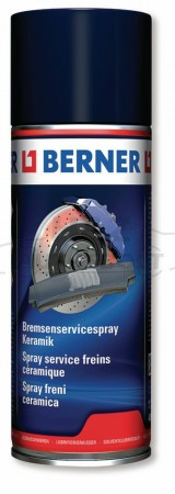 Berner fékszervíz kerámia spray 400ml