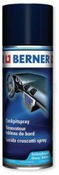 Berner Cockpit spray selyemfényű műszerfalápoló 400ml