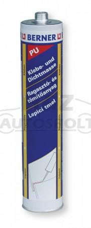 Berner PU ragasztó- és tömítőanyag 300ml fekete