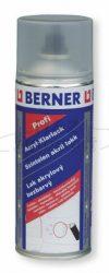 Berner színtelen akril lakk spray 400ml