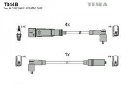 Tesla T044B gyújtáskábel készlet VW