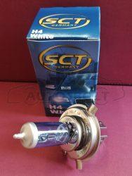 SCT H4 izzó 60/55W White