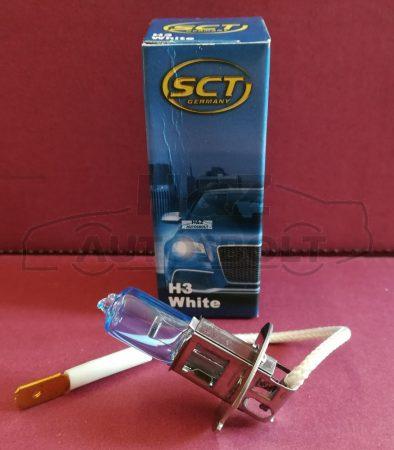 SCT H3 izzó 55W White Plasma AKCIÓ!