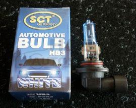 SCT HB3 White 60W izzó