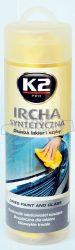 K2 Ircha szintetikus szarvasbőr kendő