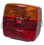 Utánfutó/pótkocsi hátsó lámpa