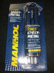 Fém ragasztó 2 komponensű Epoxy Metal