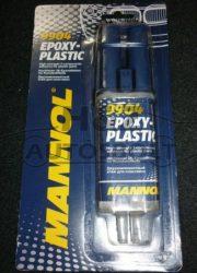 Műanyag ragasztó 2 komponensű Epoxy Plastic