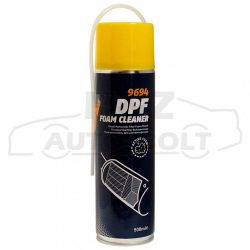Mannol DPF Foam Cleaner részecskeszűrő tisztító hab 500ml /leszerelés nélkül!/