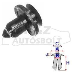 Toyota - Lexus - Suzuki - Nissan lökhárító patent