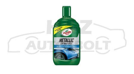 Turtle Wax polírozó paszta metál fényű autókhoz +PTFE 500ml