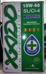 Xado 10W-40 Max Drive motorolaj 4l