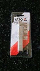 Yato hézagoló / hézagmérő 0,02-1mm